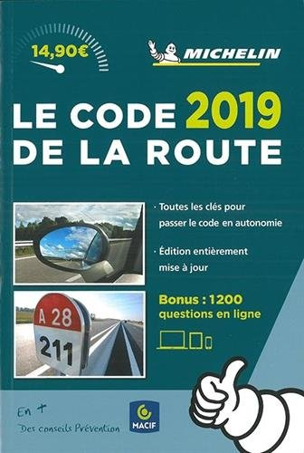 Code de la Route Michelin 2019 par Michelin