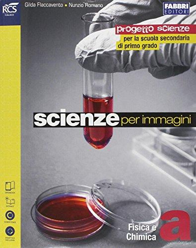 Scienze per immagini. Vol A-B-C. Con laboratorio. Per la Scuola media. Con espansione online