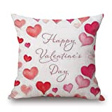 Sweet Love Throw Taie d'oreiller Malloom Chic Belle Place Valentine'š D'Ay Housse de Coussin