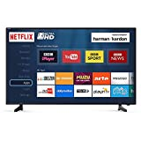 "40"" Ultra HD 4K Smart TV with Freeview HD, Freeveiw Play and Netflix"