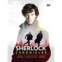 Sherlock: Chronicles by Steve Tribe (2014-11-06)