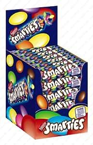 Smarties Hexagon 36 Rollen x 38g