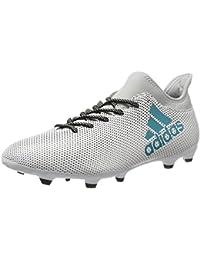 adidas Herren X 17.3 Fg Fußballschuhe, Weiß
