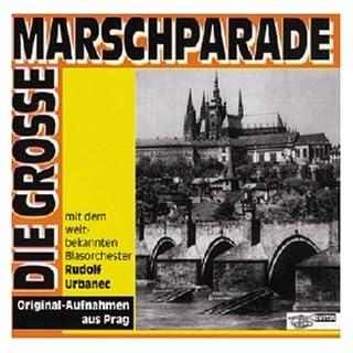 Die Grosse Marschparade [CASSETTE]