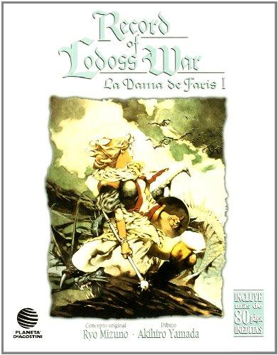 Lodoss War La dama de faris nº 01 par Akihiro Yamada