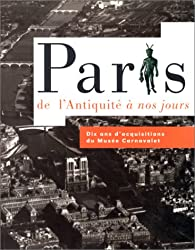 Paris, de l'antiquite a nos jours (1994)