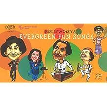 SaReGaMa Bollywood's Evergreen Fun Songs, Audio CD