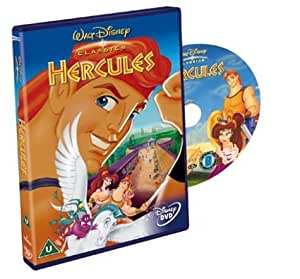 Hercules [DVD] [1997]