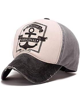 FDHNDER@Baseball Cap-beisbol gorra-Sports Hat-Outdoor Run Cap-Gorra de Béisbol Ajustable-Deportes al Aire Libre-Gorras...