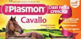 Plasmon Alimento per l'Infanzia Oasi Nella Crescita Omogenizzato con Carne di Cavallo - 160 gr