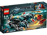 LEGO - Intercepción infernal, juego de construcción (70162)