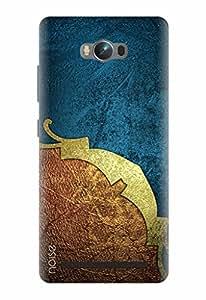 Noise Designer Printed Case / Cover for Asus Zenfone Max ZC550KL / Patterns & Ethnic / Marine Shimmer Design