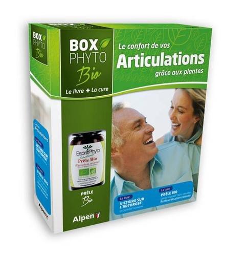 Coffret Phyto Box Articulation et prle Bio