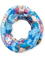 Buff Polar - Cinta de pelo para ciclismo para niña, color turquesa