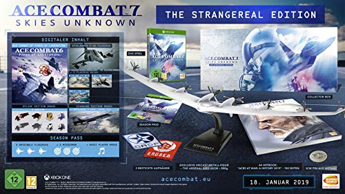 Foto Ace Combat 7: Skies Unknown - Collector's Limited - Xbox One