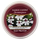 Yankee Candle Madagascan Orchid Scenterpiece Melt Cups, Purple