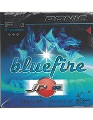 DONIC Blue Fire JP02 tenis de mesa-combinado rojo Talla:2 mm