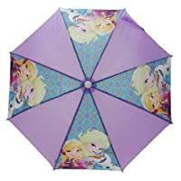 Disney Frozen Elsa Anna Olaf Nylon Umbrella
