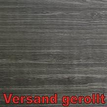 Kaiman - Vinilo adhesivo decorativo para muebles, 200 x 45 cm, color wengué
