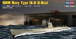 Hobby Boss 83506 DKM Navy Type IX-A - Submarino a Escala 1:350