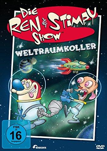 Die Ren & Stimpy Show - Weltraumkoller (Ren Dvd Stimpy)