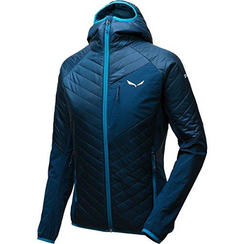 Salewa, giacca piumino da donna Ortles Hybrid 2 Primaloft Blu (Poseidon/3560 8961)