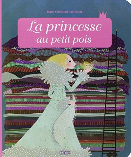 Minicontes classiques : La princesse au petit pois par Anne Royer