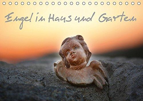 Engel in Haus und Garten (Tischkalender 2019 DIN A5 quer): Engel begleiten Sie durch das Jahr. Liebevoll inszeniert die Fotografin Sophie Tiller die ... 14 Seiten (CALVENDO Glaube) -