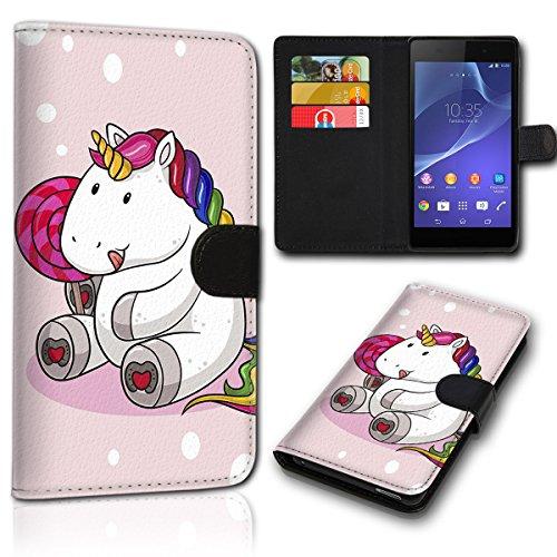 Book Style Wiko Rainbow Jam Tasche Flip Brieftasche Handy Hülle Kartenfächer für Wiko Rainbow Jam - Design Flip SVH1297