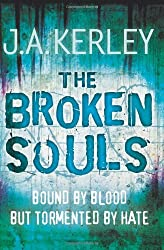 The Broken Souls (Carson Ryder, Book 3) by J. A. Kerley (2010-03-04)