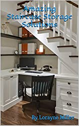 Amazing Staircase Storage Solutions