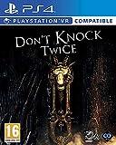 VR Dont Knock Twice PS-4 UK multi [Import anglais]