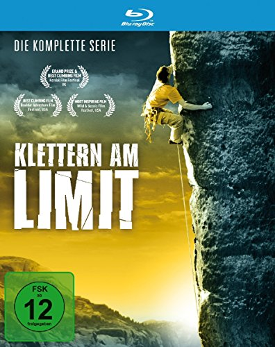 Klettern am Limit...