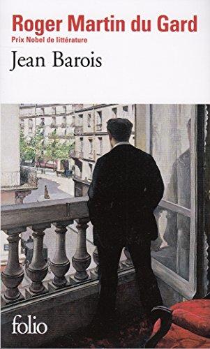 Jean Barois (Folio) por Roger Martin du Gard
