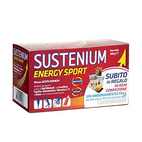 sustenium sport