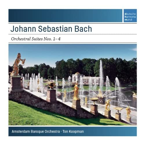Suite for Orchestra No. 3 in D Major, BWV 1068: Suite for Orchestra No. 3 in D Major, BWV 1068: I. Ouverture