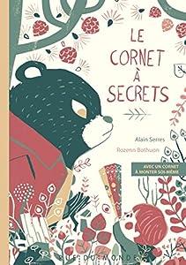"""Afficher """"Le cornet à secrets"""""""