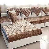 MEHE@ Romantik stilvoll Persönlichkeit kreativ Zeitgenössisch Hochwertig Rutschfest Sofakissen Kissen Tuch Schonbezug Sofa Handtuch Sofa-Überwürfe (größe : 70 * 90cm)