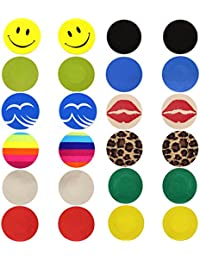 10 pares de mujeres atractivas en forma de corazón pezón Pasties puntuales fundas pétalos lencería sujetador adhesivo
