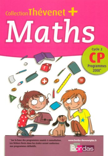 Maths CP Cycle 2 : Fichier
