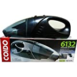 Coido 6132 DC12V WET & DRY Vacuum Cleaner