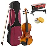 Best Student Violins - Theodore Student Violin - Beginners 4/4 Size Solid Review