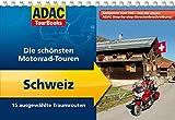 ADAC TourBooks Schweiz: Die schönsten Motorrad-Touren