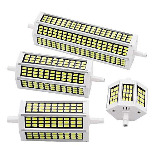 GGSSYY-JNDP 2pcs 5733 Lampe 5730 Spotlight LED R7S Birne 78 Mm 118 Mm 135 Mm 189 Mm Ac 220 V Flutlicht Mais Licht Ersetzen 20 Watt 30 Watt 40 Watt 60 Watt CFL
