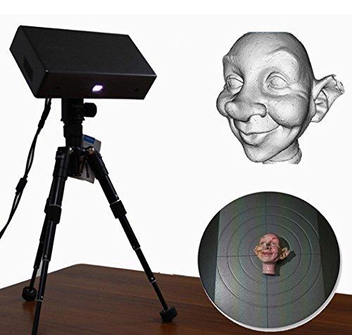 Industrielle 3D Scanner für 3D Drucker 0.04mm Precision Professionelle Desktop 3D Scanner für die Arbeit 30 F / S Kostenloser Scan 3D Scanner Thunk3D Cooper M20 Auto 3D Scanner