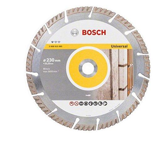 Bosch Professional 2608615065 Diamant Standard Universal: 230mm (1)