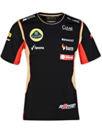 Lotus 2014 camiseta de Grosjean