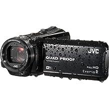 JVC GZ-RX610BEU - Videocamara Full HD (8GB, WiFi, 10 MP, zoom óptico 40x) color negro