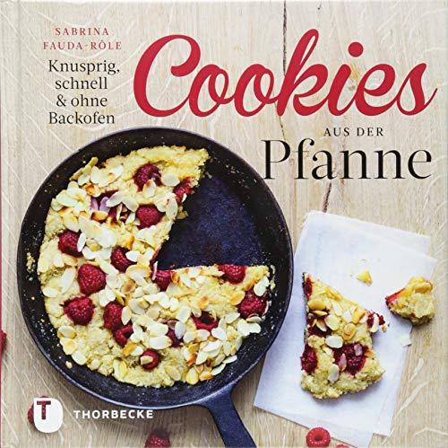 Cookies aus der Pfanne: Knusprig, schnell & ohne Backofen (Chocolate Chip Cookie-pfanne)