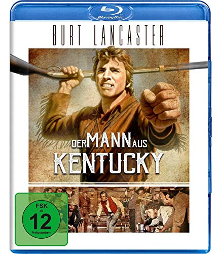 Der Mann aus Kentucky [Blu-ray]
